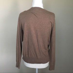 Liz Claiborne Sweaters - CASHMERE Blend V-neck Long Sleeve SWEATER TOP